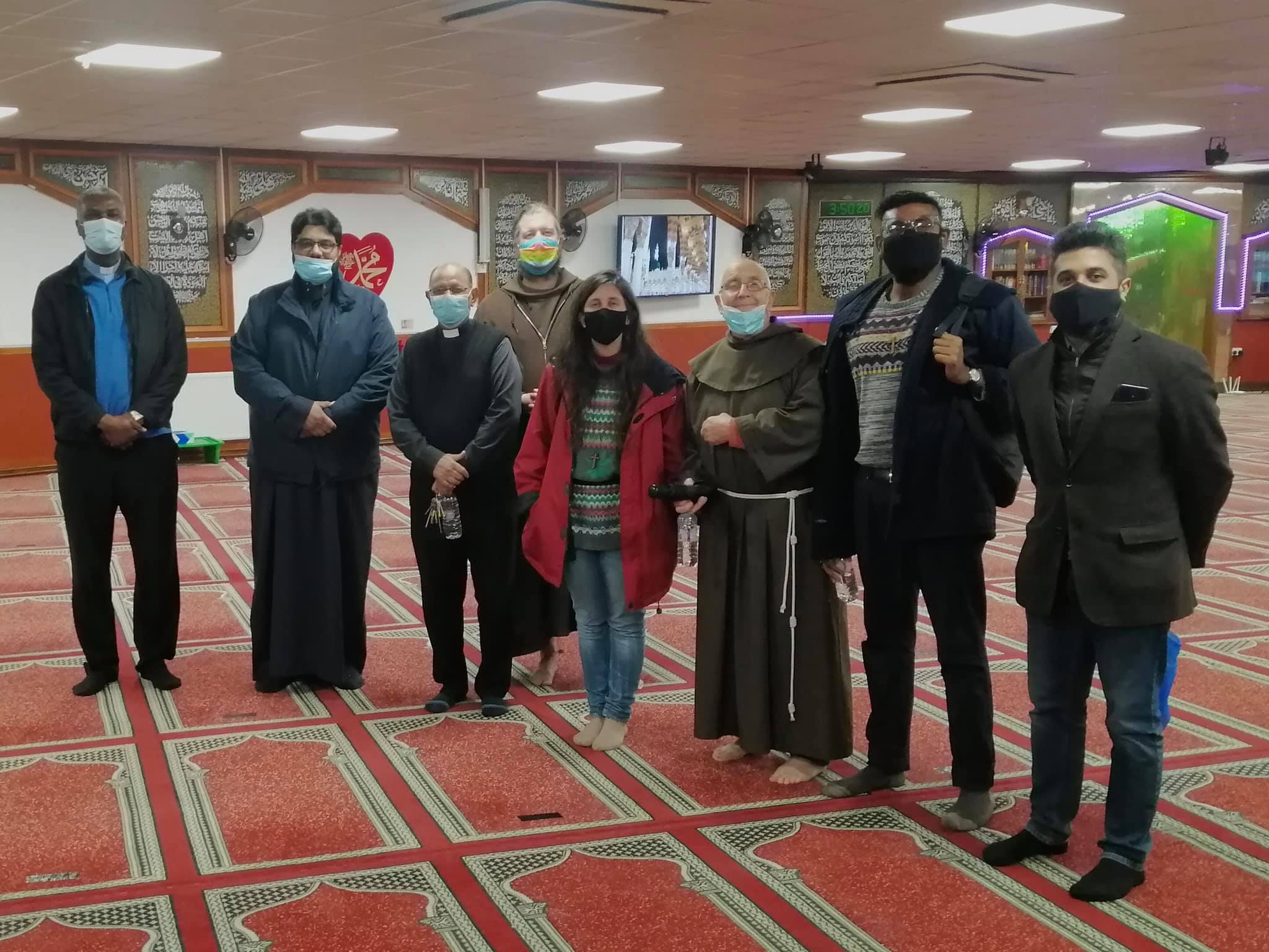 Plaistow Brothers Enjoy Interfaith Dialogue