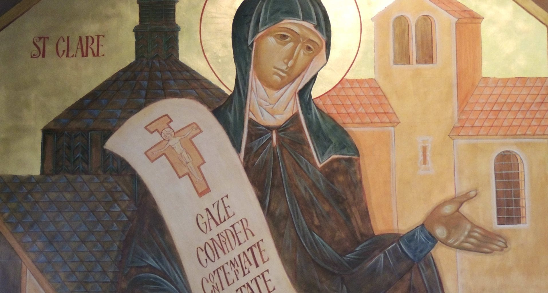 SSF and CSF Celebrate the Feast of Saint Clare