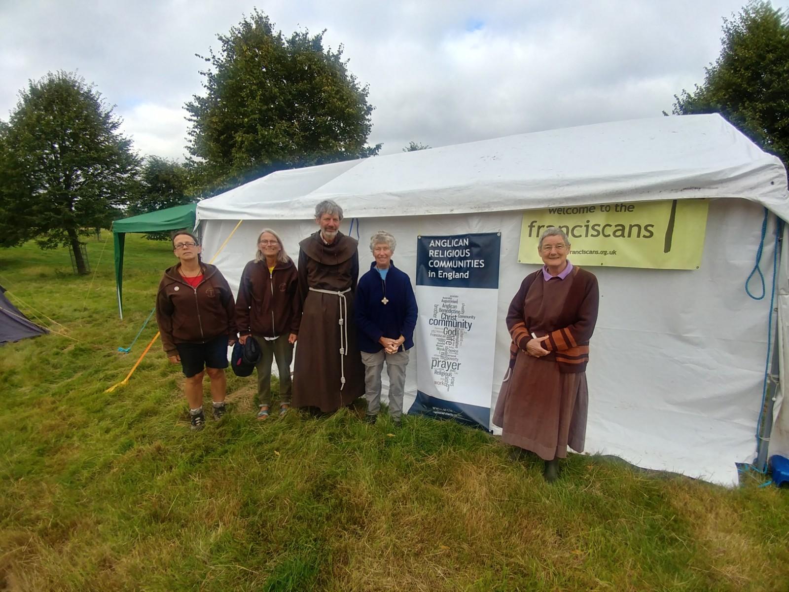 Franciscans at Prospect Farm Gathering