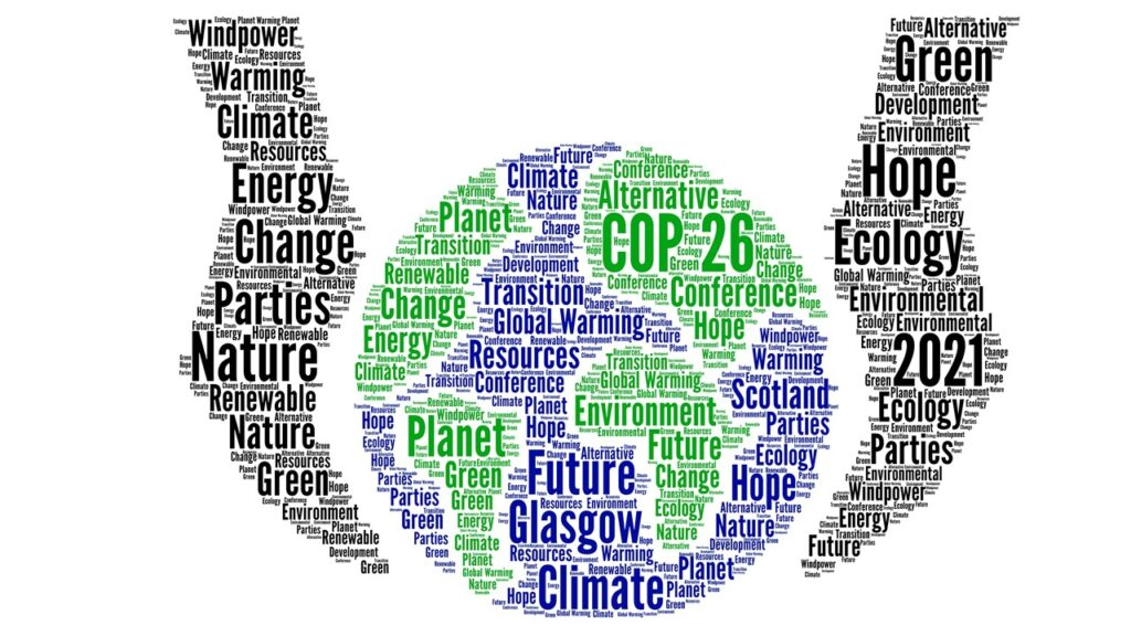 Preparing For The 26th U.N. Climate Change Conference (COP26)