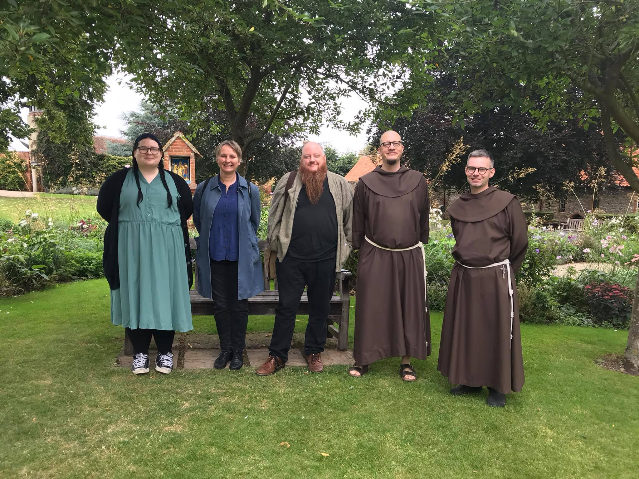 Enquirers Pilgrimage to Walsingham